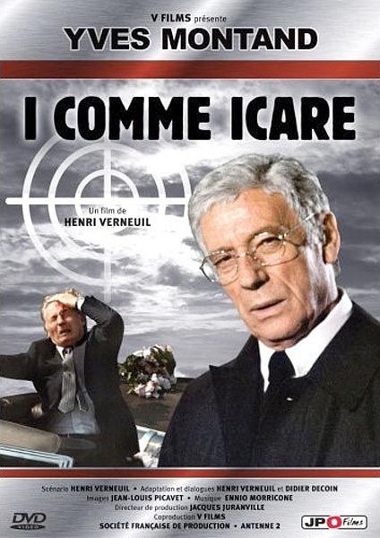 icaroqu0 Henri Verneuil   I... comme Icare aka I as in Icarus (1979)