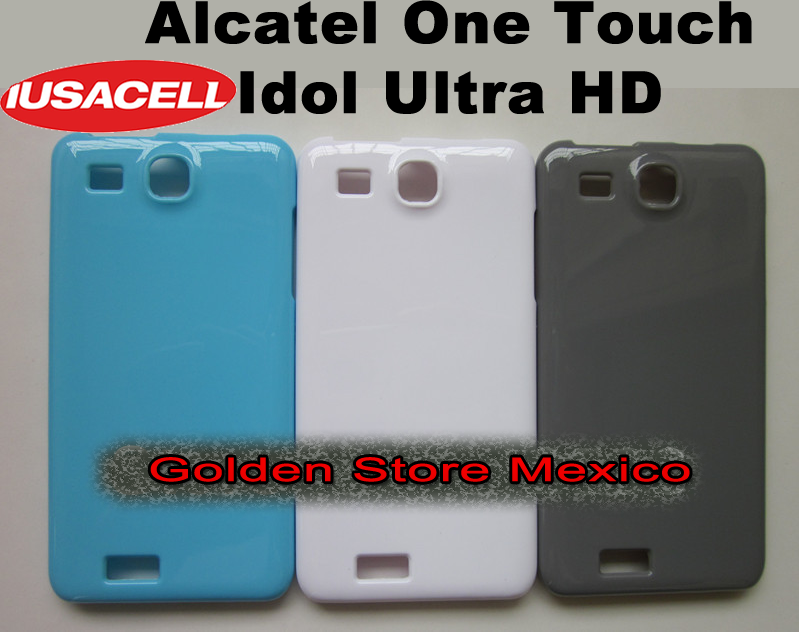 Alcatel one touch idol ultra 6033 funda silicon tpu liso - Fundas alcatel one touch idol ...