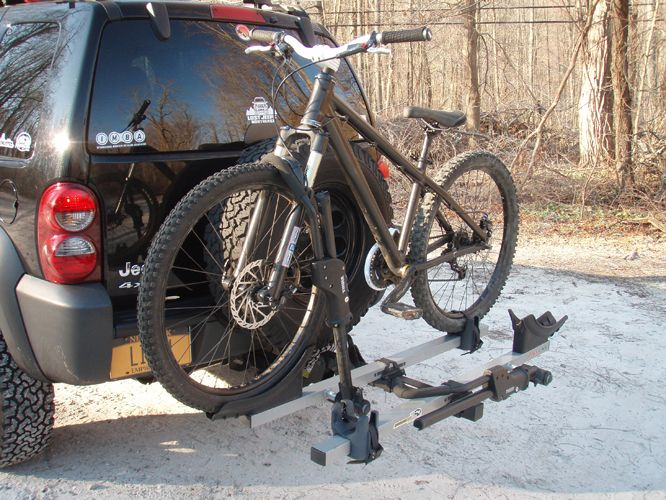 Lost Jeeps View Topic Spare Tire Bike Racks Are They Ok