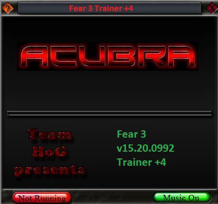 fear34trainer1 F.3.A.R. v15.20.0992 +4 Trainer