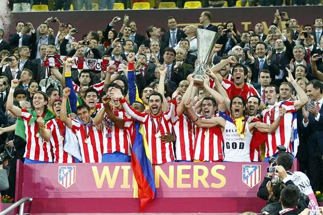 Atlético de Madrid Campeão