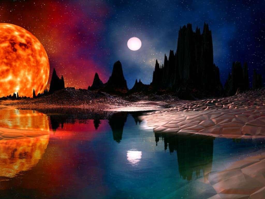 paisajes de fantasa - Imagenes De Paisajes
