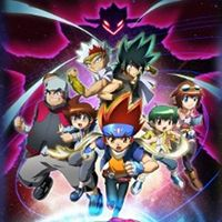 Beyblade: Metal Fury (TV)