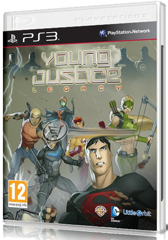 [PS3] Young Justice: Legacy - ENG