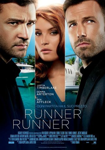Runner Runner (2013) DVD5 Custom - ITA