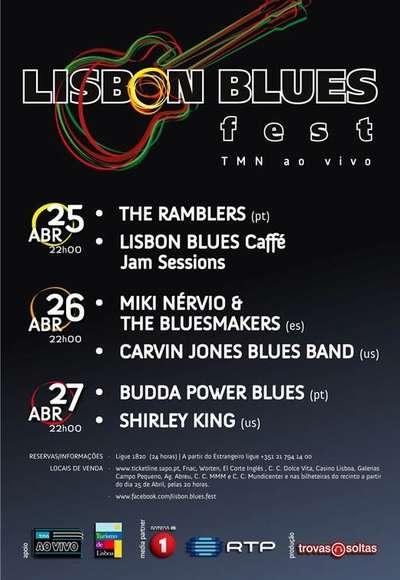 Lisbon Blues Som Direto