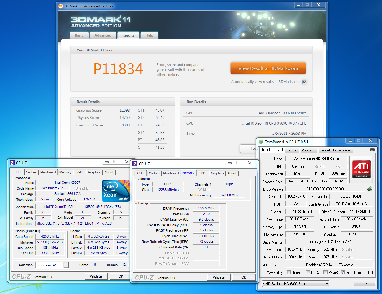 Official HD6XXX Series Overclocking Thread *** [Archive