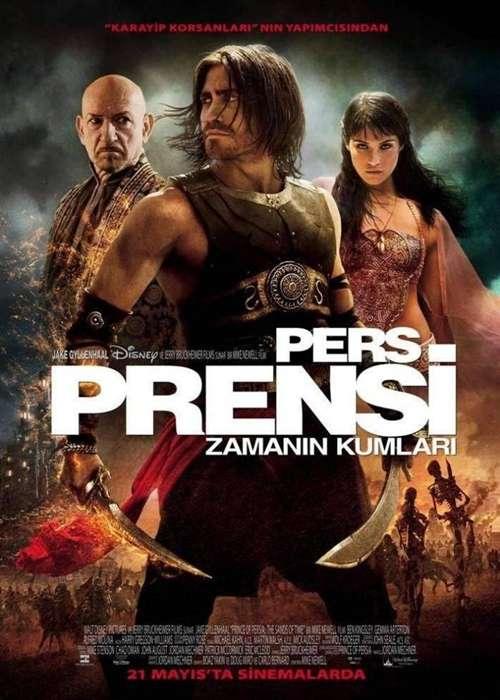 Pers Prensi Zamanın Kumları 2010 Türkçe Dublaj MP4