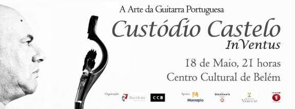 Custódio Castelo CCB Lisboa