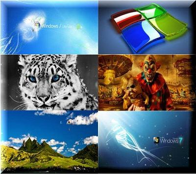 100 Super Hot Themes And Amazing Wallpapers For Windows 7