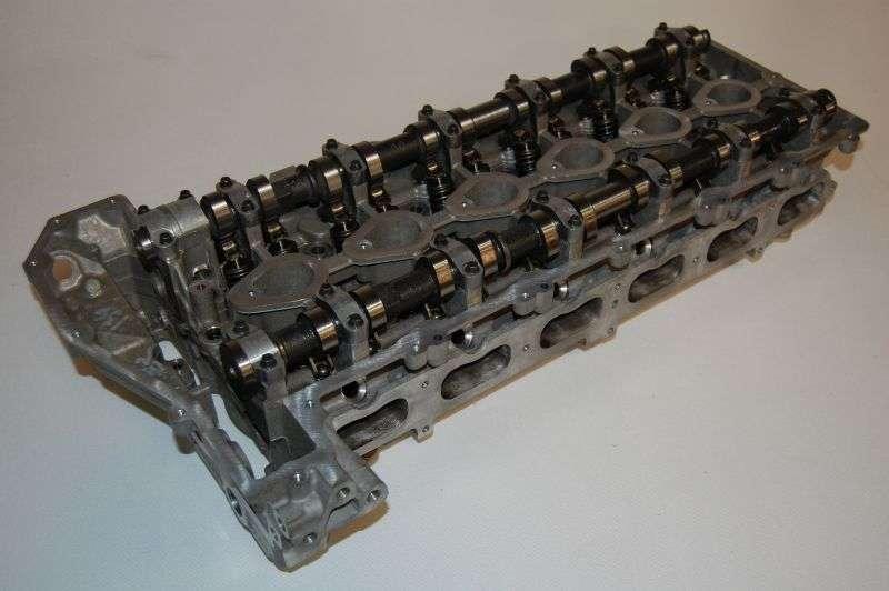 Chevrolet Trailblazer 4 2 Liter Rebuilt Cylinder Head Ebay